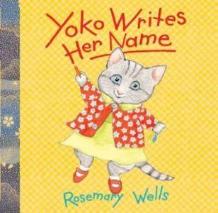 Yoko Writes Her Name